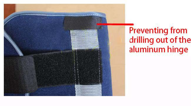 aluminum knee brace