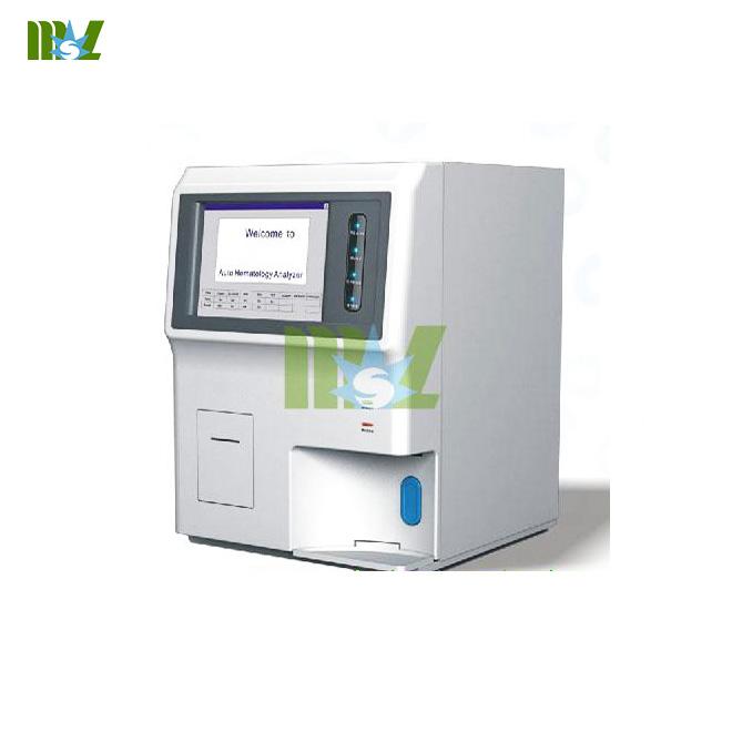hematology analyzer 5 diff,