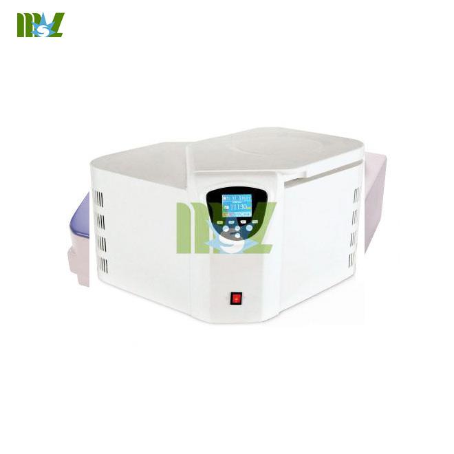 high speed refrigerated centrifuge