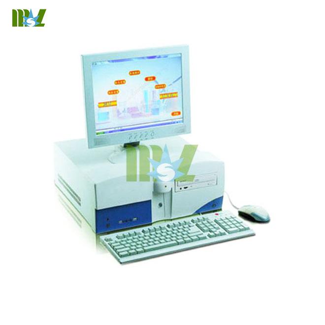 semi auto chemistry analyzer