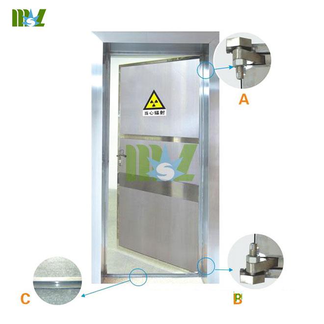 x ray door