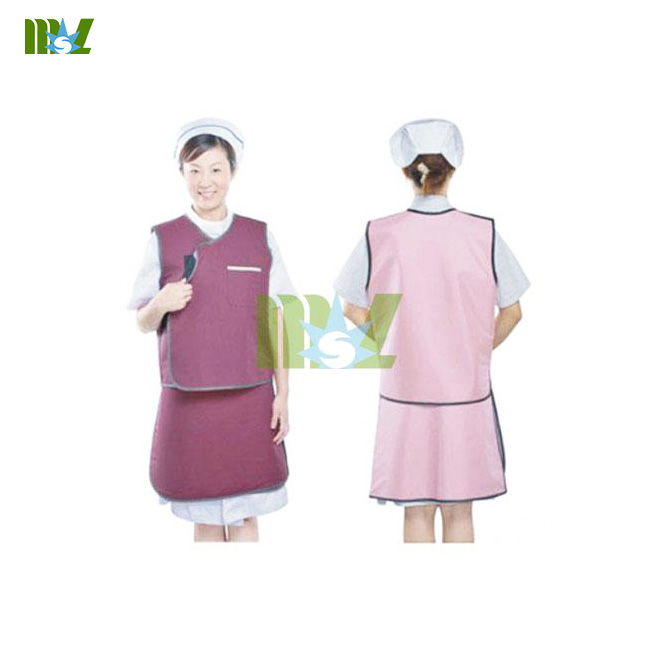 lead free apron