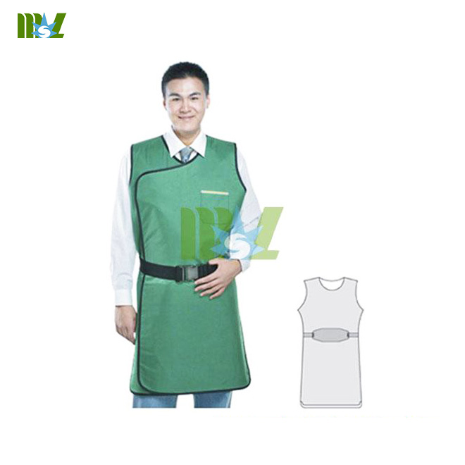 lead rubber apron