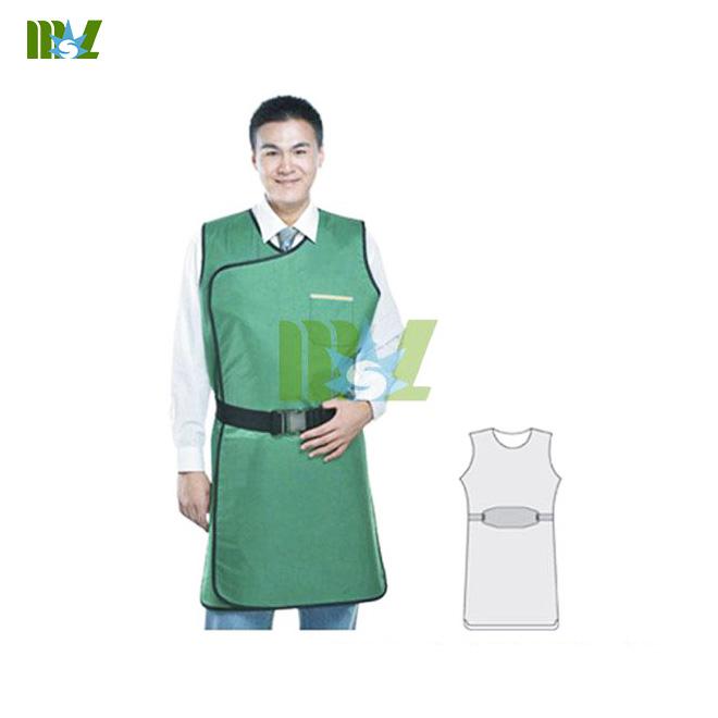 lead rubber apron