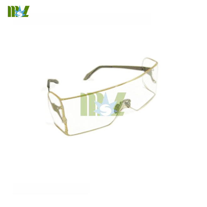 lead x ray glasses