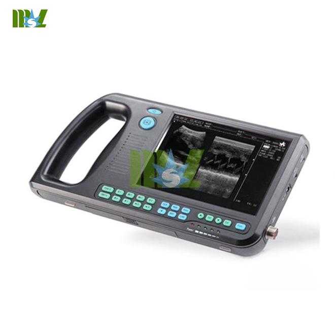 full digital ultrasound scanner