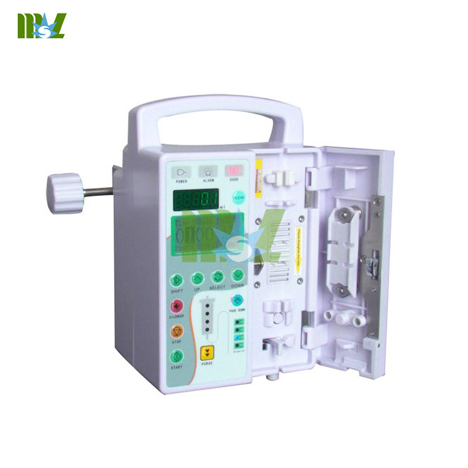 syringe infusion pump manufacturers