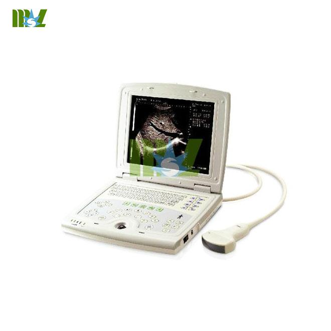 laptop full digital ultrasound scanner