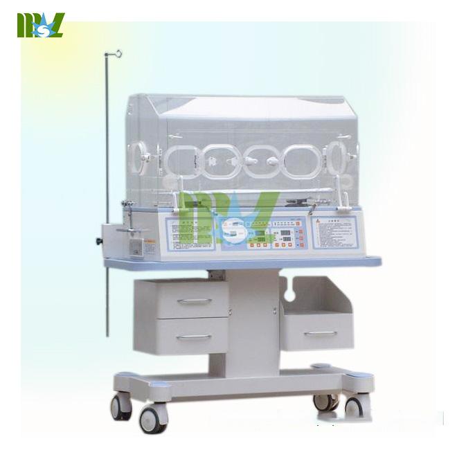 Standard baby incubator