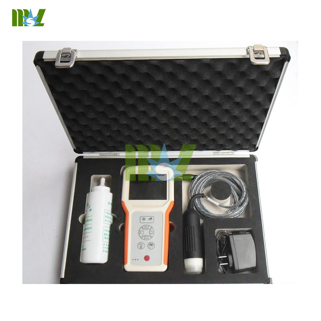 handheld ultrasound box