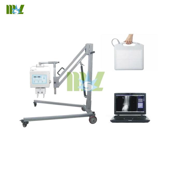 digital portable x-ray machine