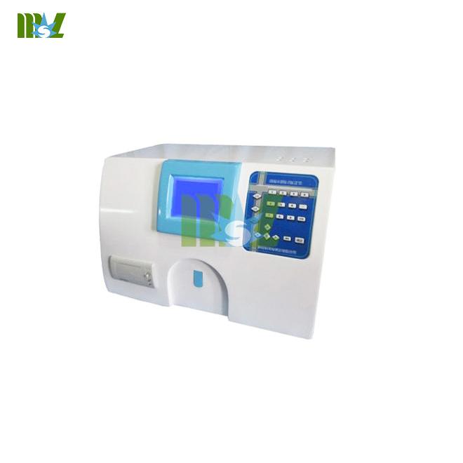 semi-automatic biochemical analyzer