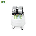Hot selling cheap dynair silent oil free dryer dental air compressor with CE-MSLDA05