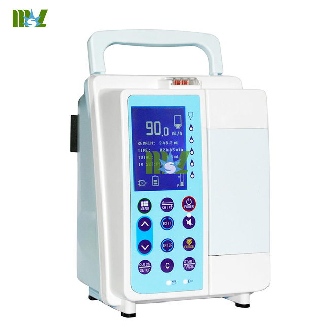 portable infusion pump