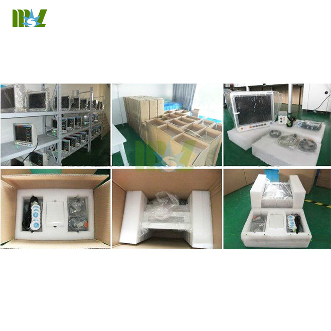 Portable Patient Monitor MSLMP03-7