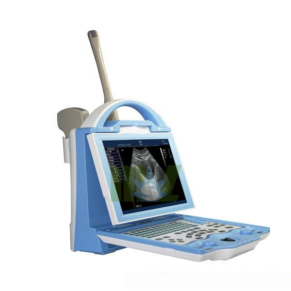 veterinary rotatable LED desktop ultrasound scanner MSLVU18-2