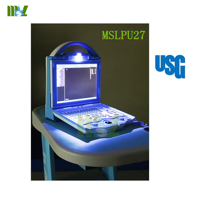 portable usg machine