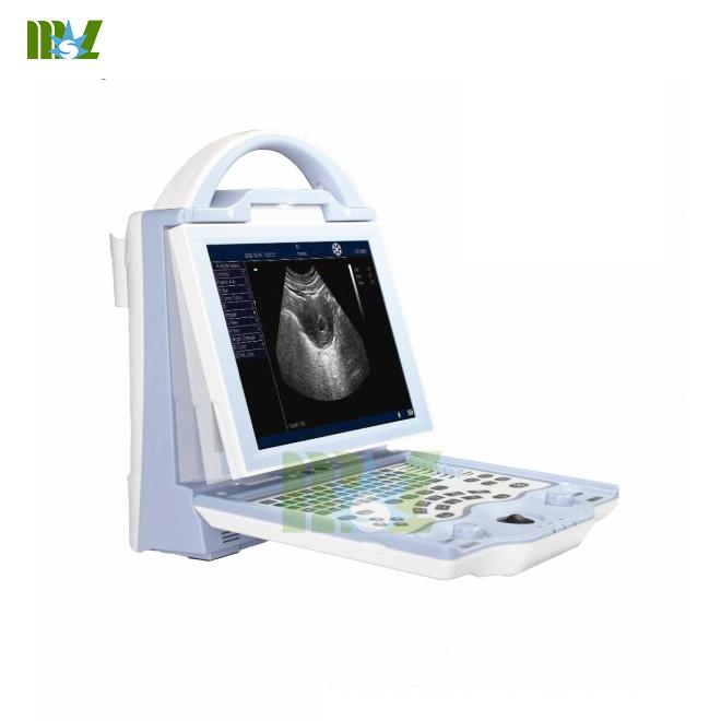 GE Vivid E Portable USG Machine MSLPU27-0