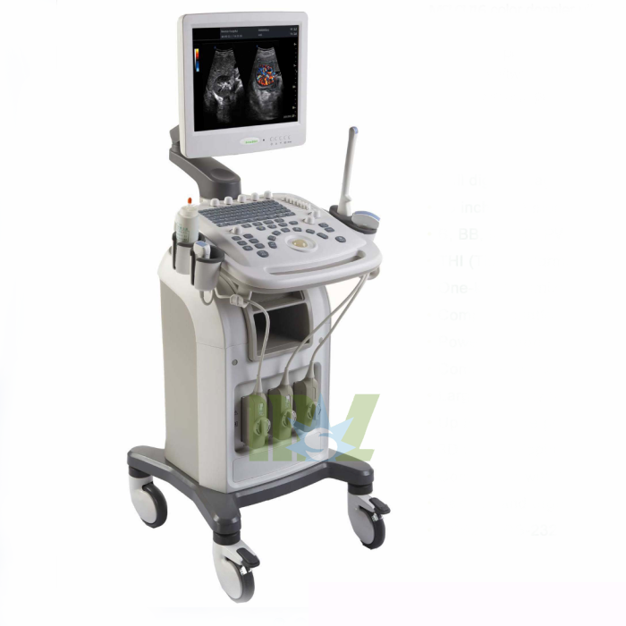 4D Color cardiac USG with trolly MSLCU16 for sale