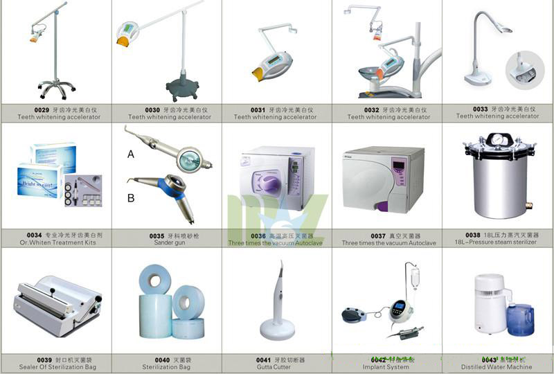 Dental Light Cure Unit Msldu02