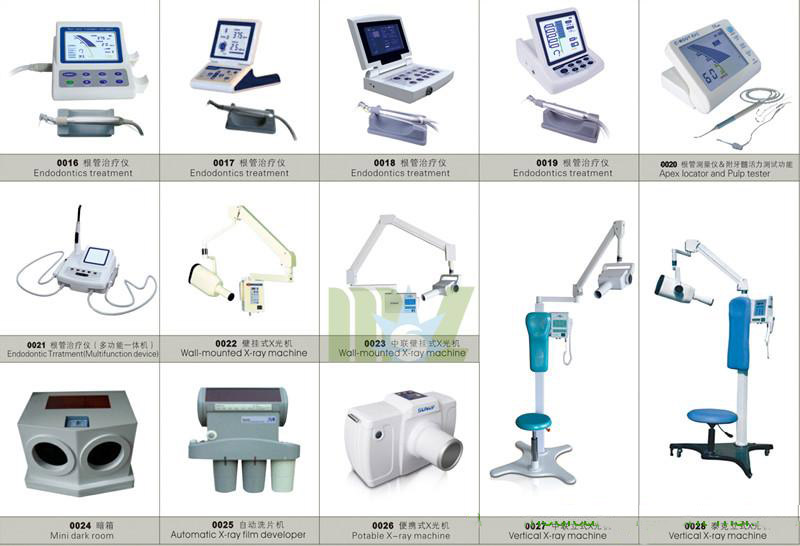 MSLDU15 electric dental chair unit Options equipment b