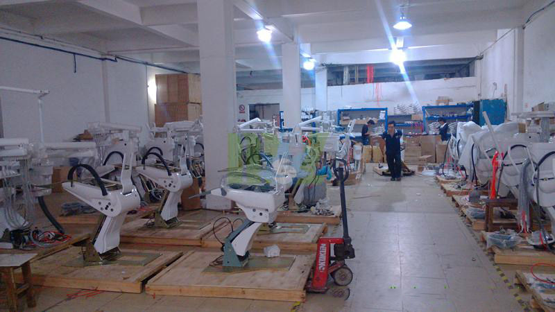 MSL dental chair unit factory picture b