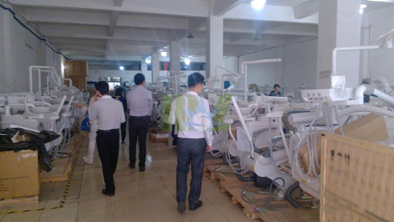 MSL dental chair unit factory picture c