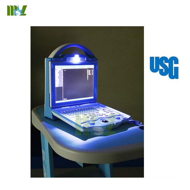 GE Vivid E Portable USG Machine MSLPU18