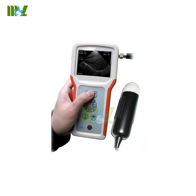 Mini Ultrasound machine / USG MSLVU13 for sale