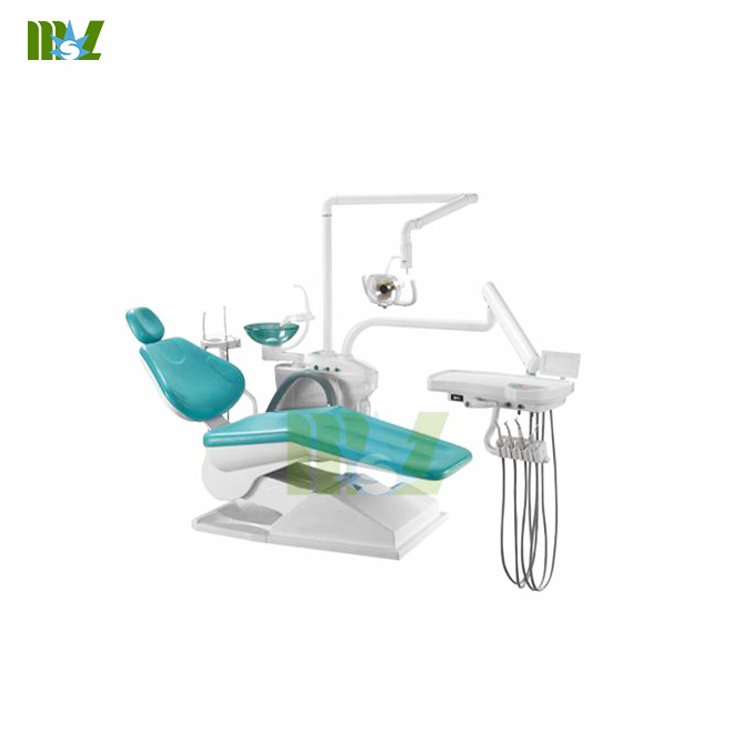 Electric dental chair & dental chair unit Options equipment with CE approved MSLDU10