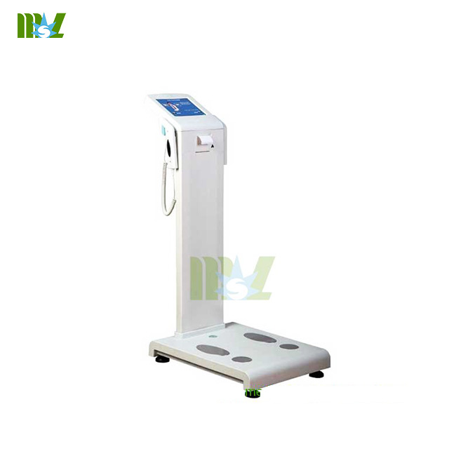 body fat testing and body composition analyzer MSLCA01
