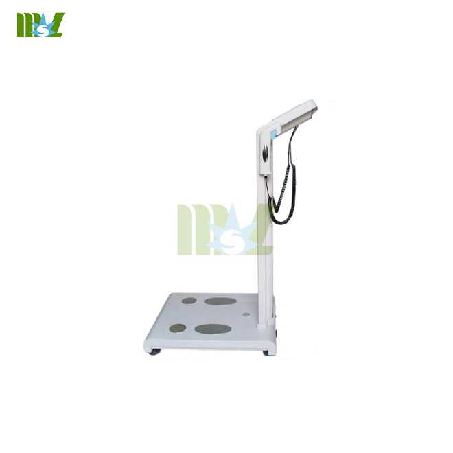 Body Composition Analyzer MSLCA01 side