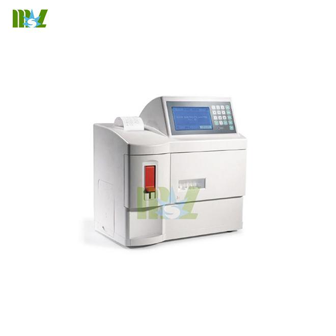 clinic blood gas Electrolyte Analyzer MSLEA01