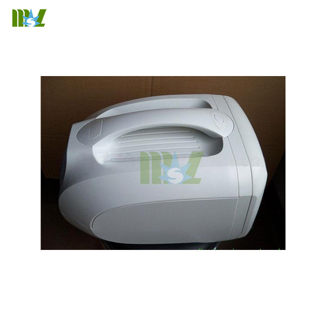 Portable black LCD Full Digital Diagnostic 2D ultrasound machine MSLPU05 for sale