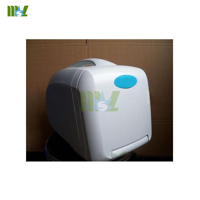 Portable black LCD Full Digital Diagnostic 2D ultrasound machine MSLPU05