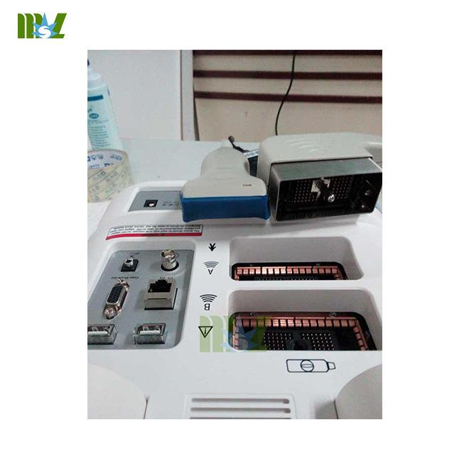 MSLPU27 Portable Ultrasonic Diagnostic Devices Type b ultrasound scanner