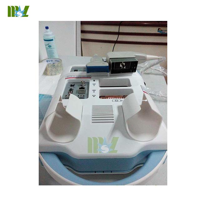 GE Vivid E Portable USG Machine & GE Vscan Ultrasound System MSLPU27