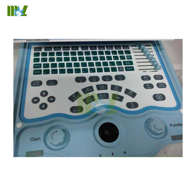 Portable fluoroscopy Diagnostic B Ultrasound Machine Scanner MSLPU27