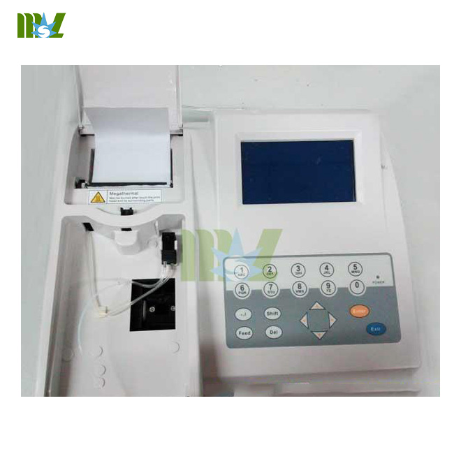 MSL cheap semi automated clinical chenistry analyzers MSLBA09
