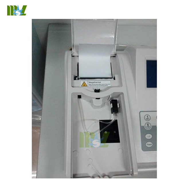 MSL semi automated clinical chenistry analyzers MSLBA09