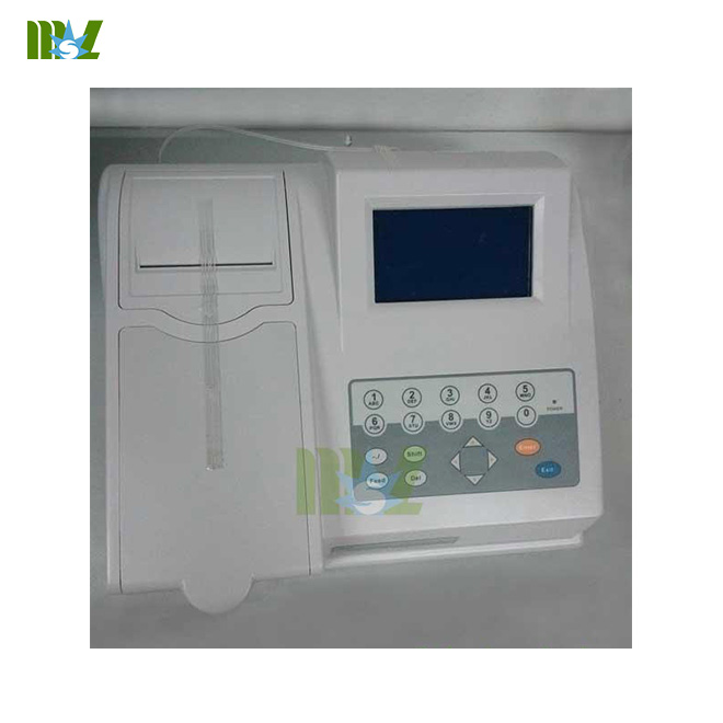 semi automated clinical chenistry analyzers MSLBA09 detailed drawing