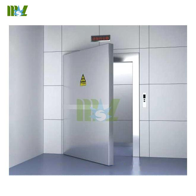 x ray stainless Steel lead door MSLLD01