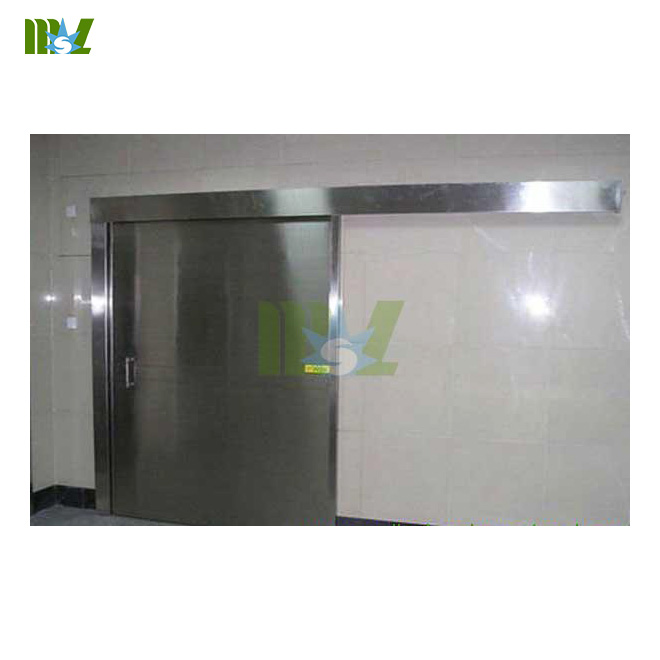 MSL x ray stainless Steel lead door MSLLD01