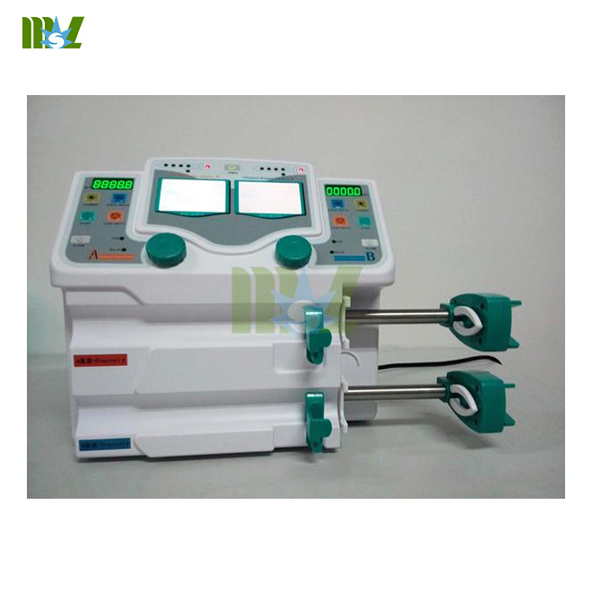 Double channel medical infusion MSLIS02