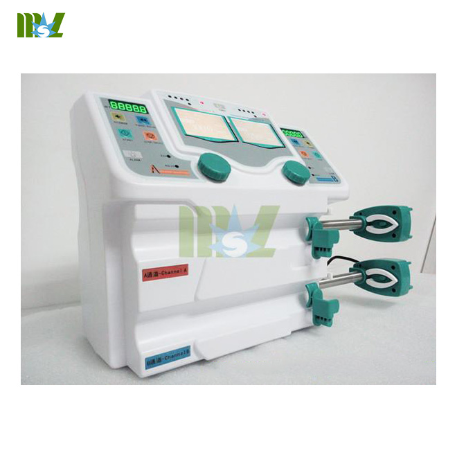 MSL Double channel medical infusion MSLIS02
