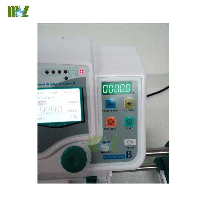 MSL Double channel medical infusion MSLIS02 for sale