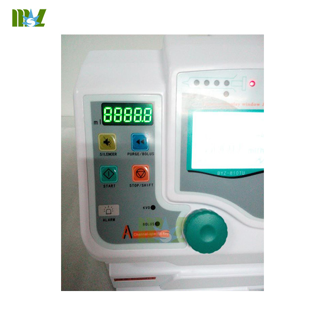Double channel medical infusion MSLIS02 for sale