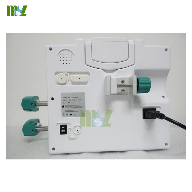 dual channel syringe pump for sale with CE approved