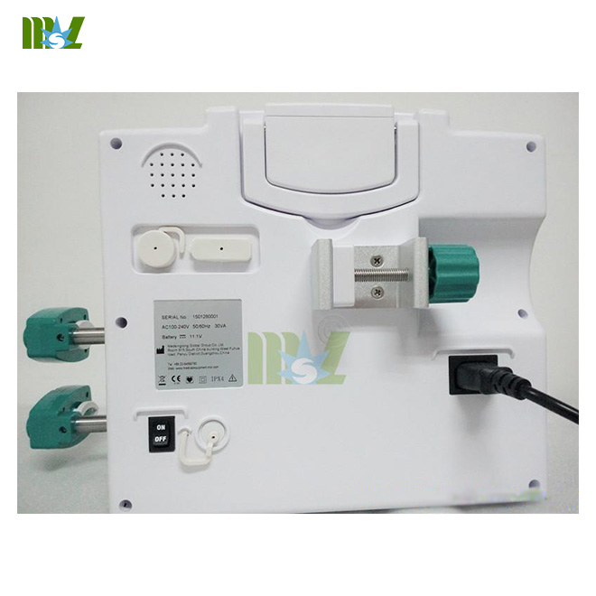 Double channel medical infusion MSLIS02 with CE approved