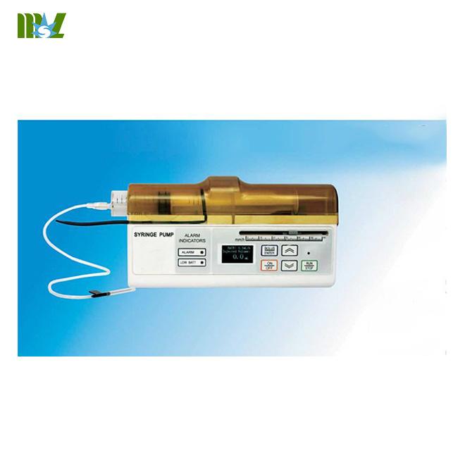 Portable syringe pump MSLIS10
